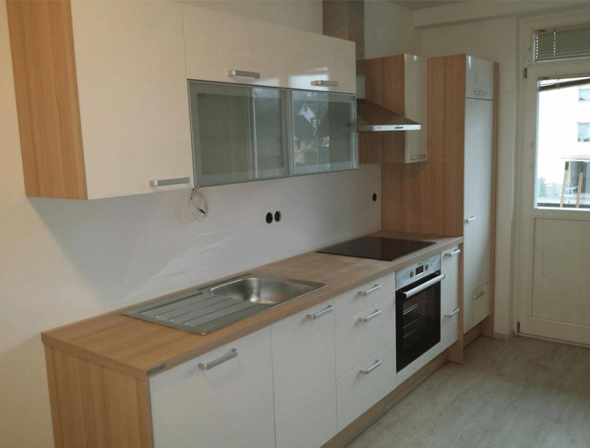 majhno stanovanje ureditev