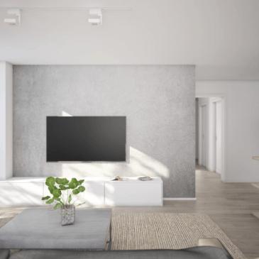 Izdelava modernega pohištva za stanovanje v Stuttgartu