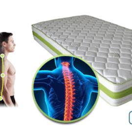Ležišče, primerno za bolečine v ledvenem delu
