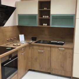 Majhna kotna kuhinja – razstavni eksponat