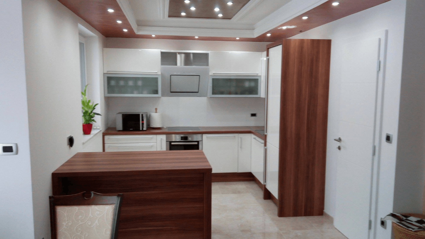izkoristek prostora kuhinja