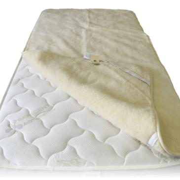 Nadvložki – kako izbrati ustreznega za naše ležišče?