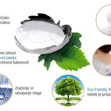 Glavne prednosti spanja na naravnih materialih in ležiščih