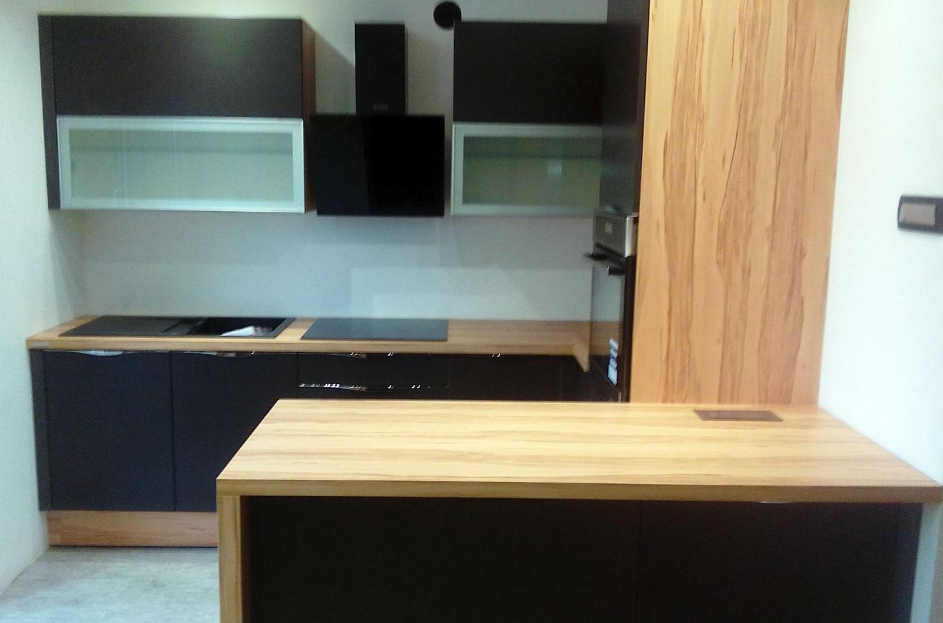 Izkoristek prostora v majhni kuhinji