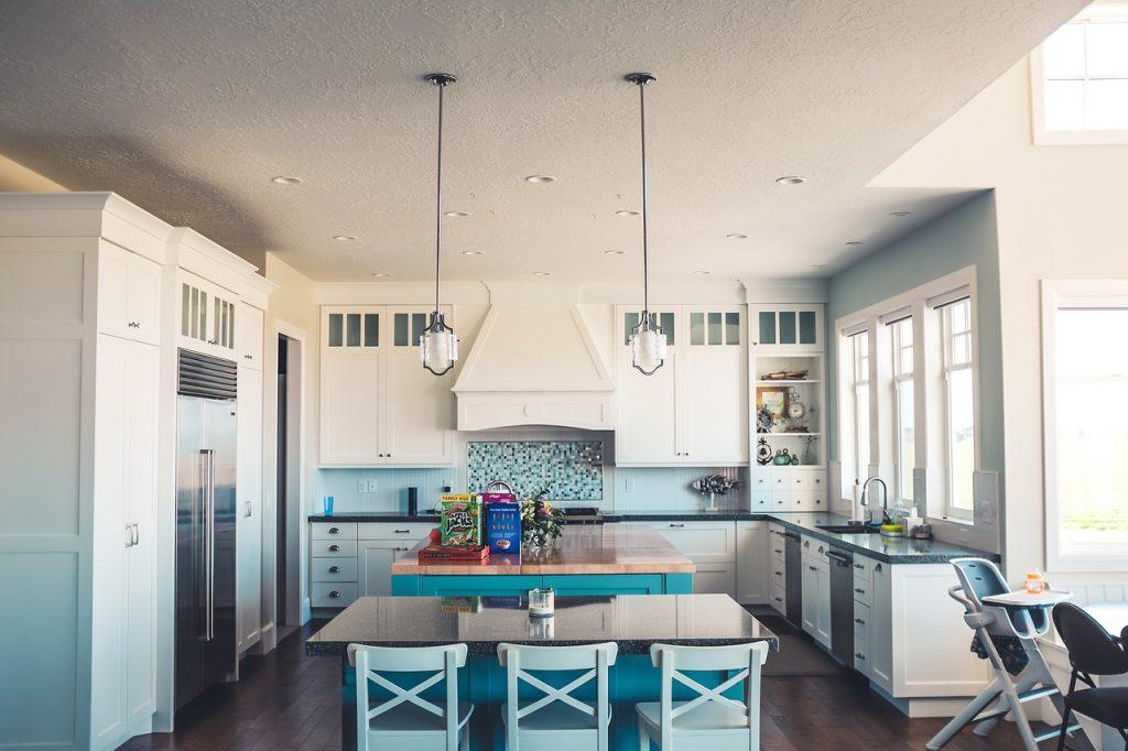 kuhinja in zdrav dom