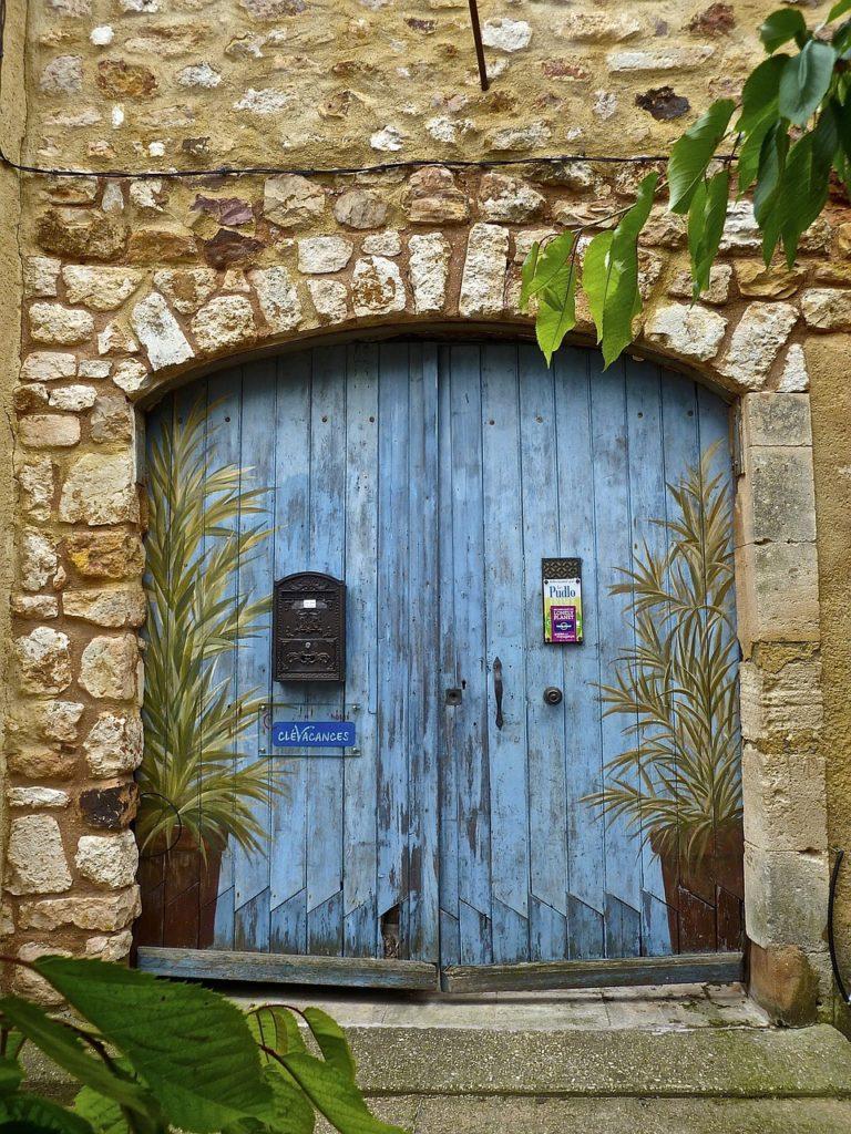 Kako urediti vhod v hišo