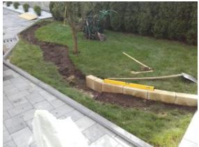 Zaščita lesenih objektov okrog hiše in urejanje okolice pred zimo