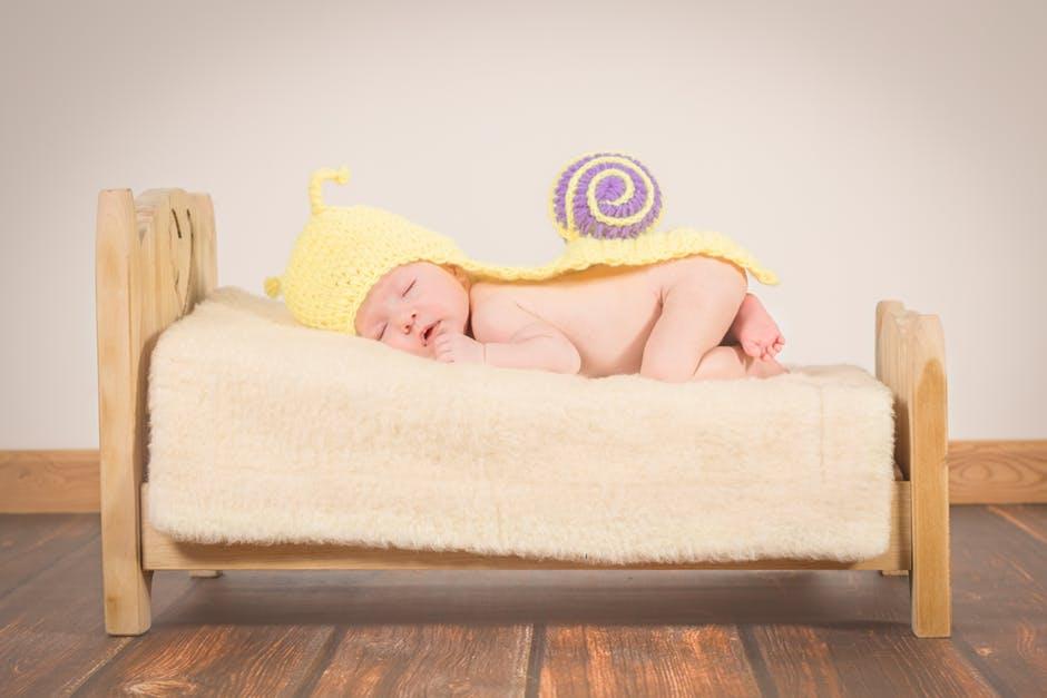 položaj postelje v otroški sobi