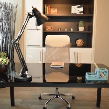 6 odličnih feng shui nasvetov kako urediti pisarno