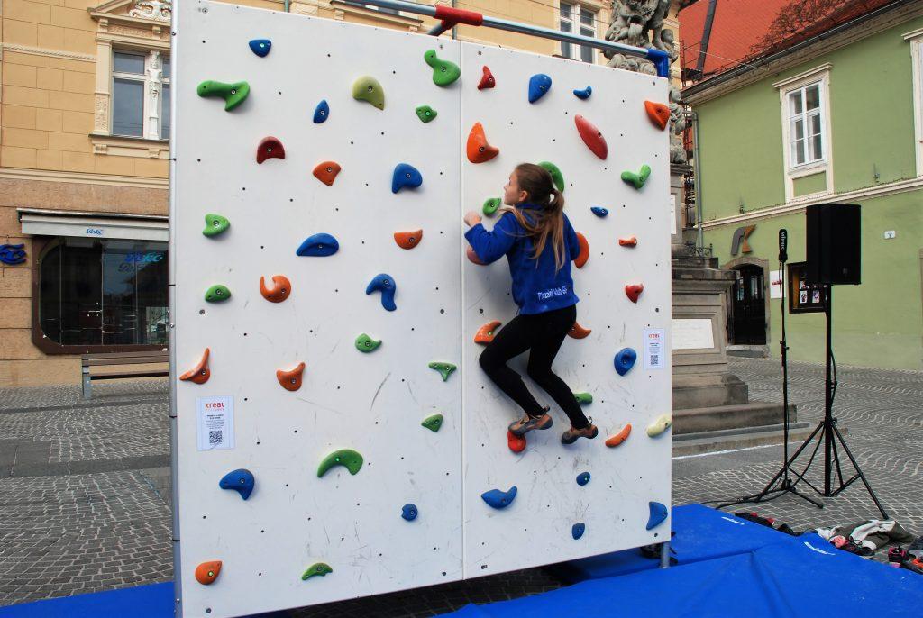 kako narediti plezalno steno