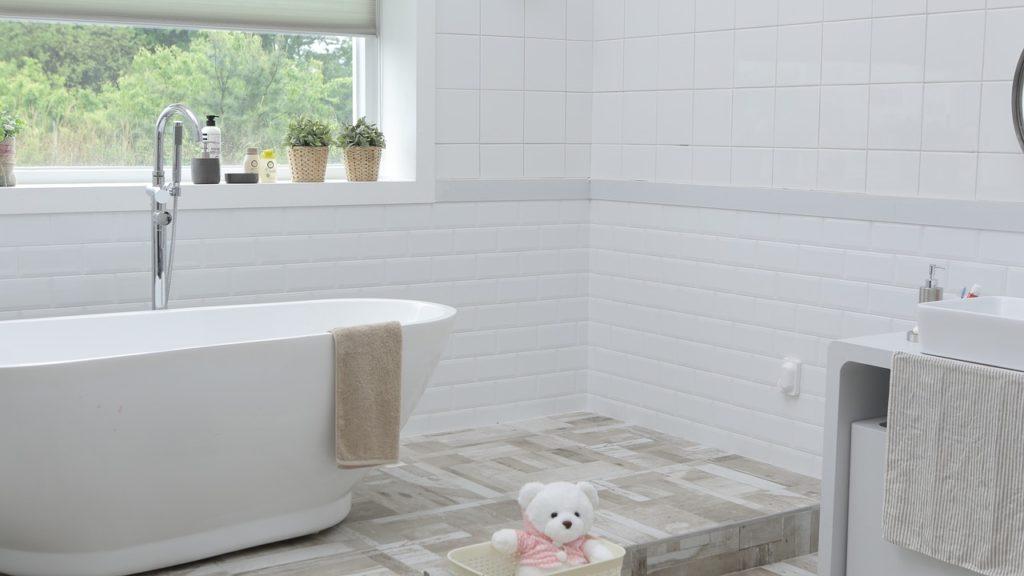 kako urediti kopalnico