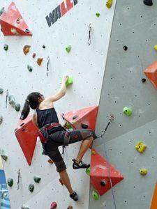 športno plezanje tekmovanja