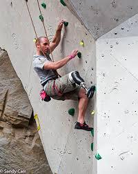 plezalna stena za rehabilitacijo po poškodbah