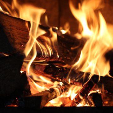 Zdravilna moč ognja v vašem domu