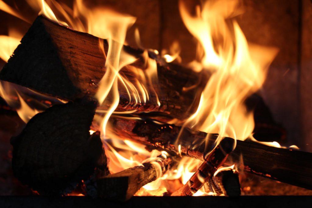 zdravilna moč ognja
