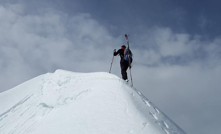 zimsko plezanje