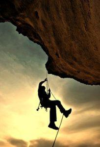 tehnično plezanje