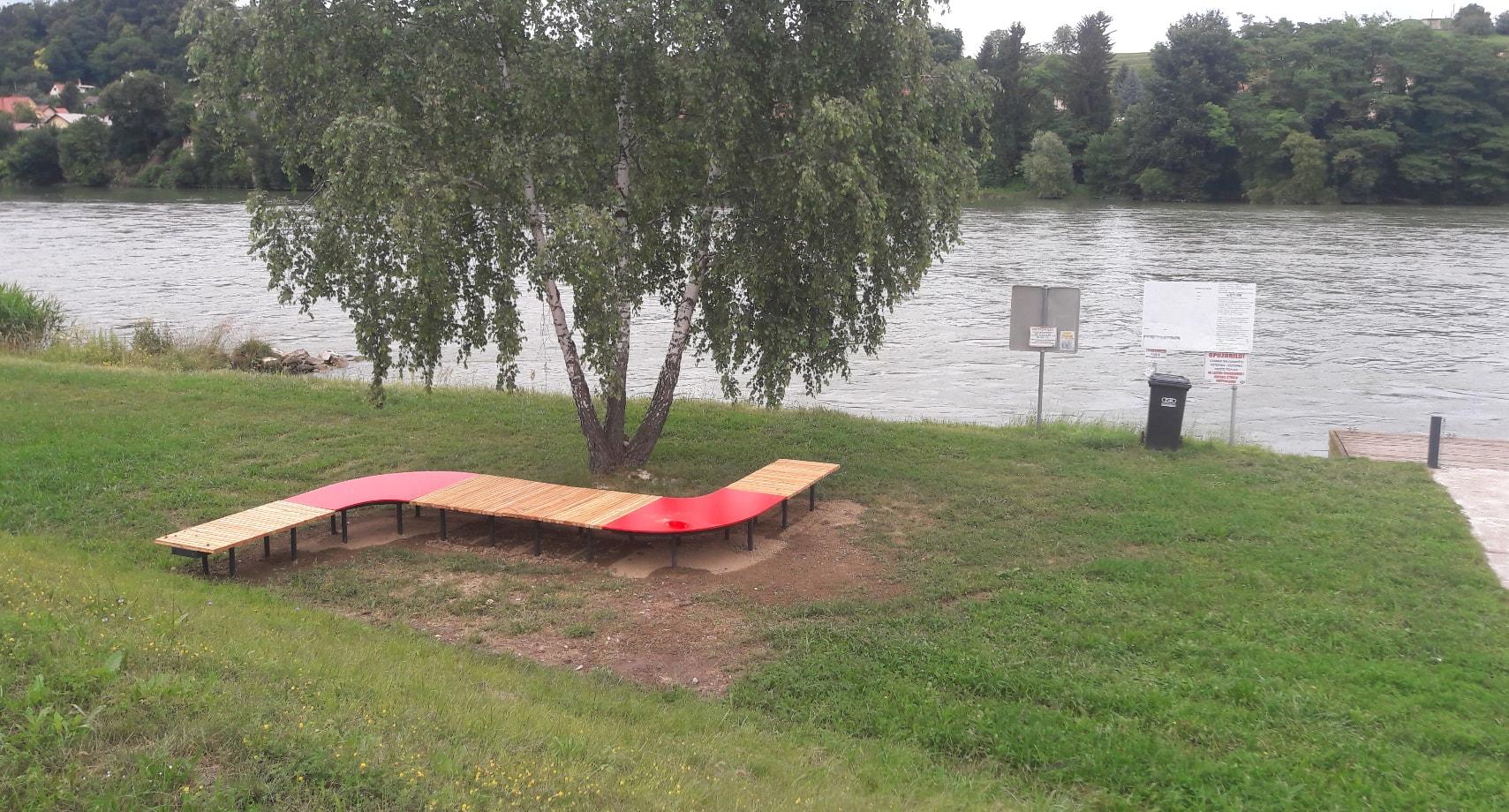 klop za parke
